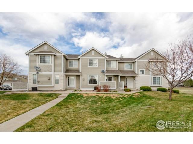 2016 Tonopas Ct #105, Loveland, CO 80538 (#908450) :: The Brokerage Group