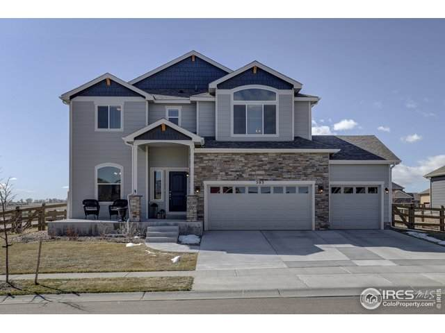503 Mount Rainier St, Berthoud, CO 80513 (MLS #908457) :: June's Team