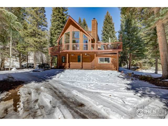 575 Fall River Rd, Idaho Springs, CO 80452 (MLS #908460) :: 8z Real Estate