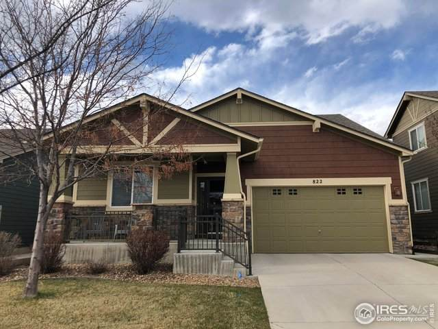 822 Crooked Creek Way, Fort Collins, CO 80525 (#908464) :: The Brokerage Group