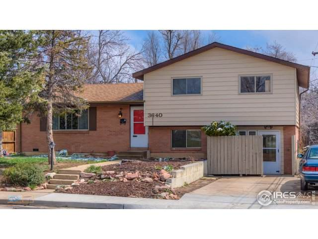 3640 16th St, Boulder, CO 80304 (MLS #908473) :: 8z Real Estate