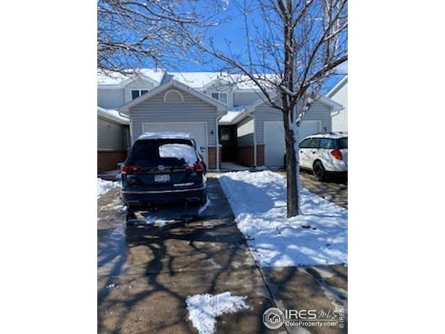 357 Albion Way #4, Fort Collins, CO 80526 (MLS #908478) :: 8z Real Estate