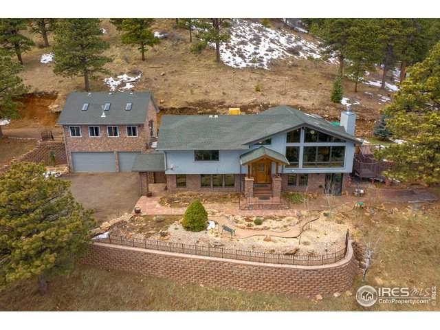 24741 Westridge Rd, Golden, CO 80403 (#908486) :: The Peak Properties Group