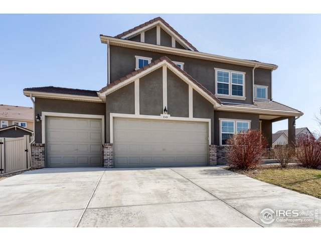 3545 Whisperwood Ct, Johnstown, CO 80534 (#908488) :: The Brokerage Group