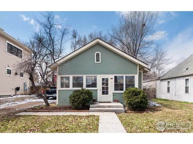 317 S Whitcomb St, Fort Collins, CO 80521 (MLS #908514) :: Downtown Real Estate Partners