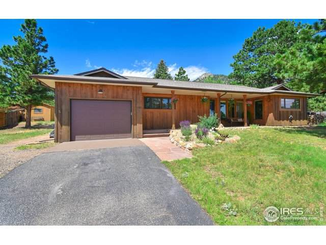 1032 Tranquil Ln, Estes Park, CO 80517 (MLS #908519) :: Jenn Porter Group