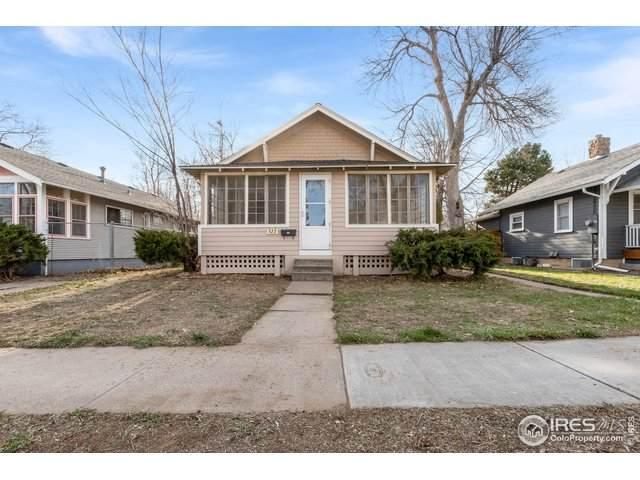 523 Peterson St, Fort Collins, CO 80524 (MLS #908523) :: Jenn Porter Group