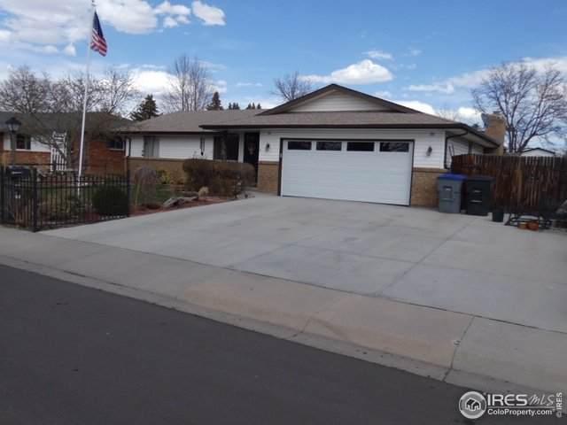 16 Dartmouth Cir, Longmont, CO 80503 (MLS #908530) :: 8z Real Estate