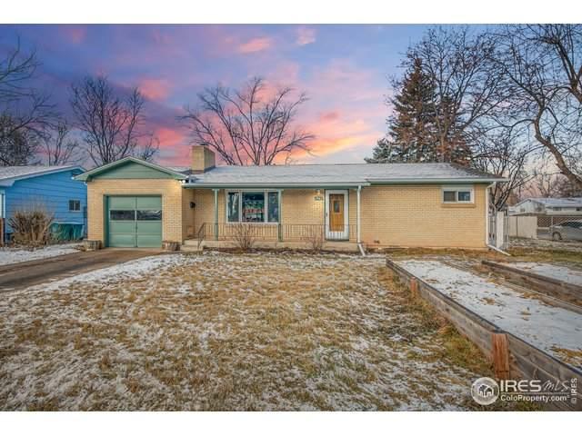 1301 Lynnwood Dr, Fort Collins, CO 80521 (MLS #908534) :: 8z Real Estate