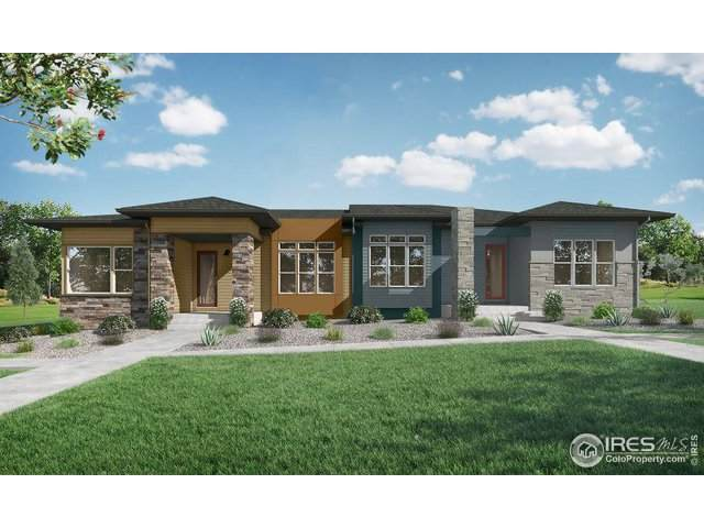 767 West Grange Ct Unit B, Longmont, CO 80503 (#908544) :: Kimberly Austin Properties