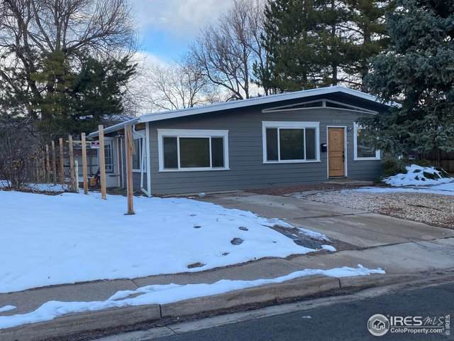 725 37th St, Boulder, CO 80303 (#908552) :: The Peak Properties Group