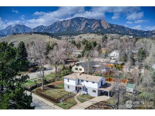 605 20th St, Boulder, CO 80302 (MLS #908561) :: Kittle Real Estate