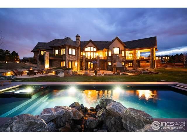 9253 Blue Spruce Ln, Niwot, CO 80503 (MLS #908570) :: Kittle Real Estate