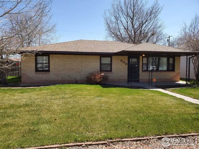 806 Diana St, Fort Morgan, CO 80701 (#908572) :: The Peak Properties Group