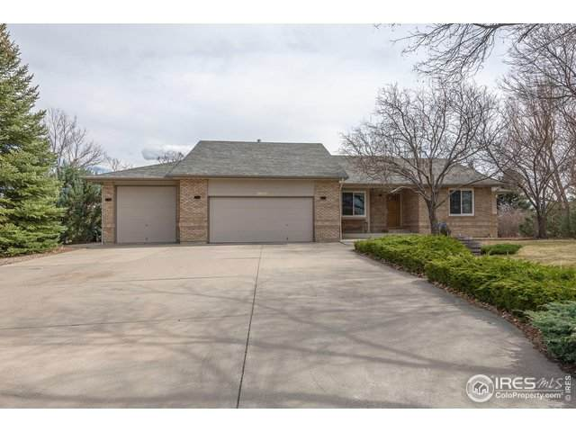 3002 Spring Mountain Dr, Loveland, CO 80537 (#908591) :: The Griffith Home Team