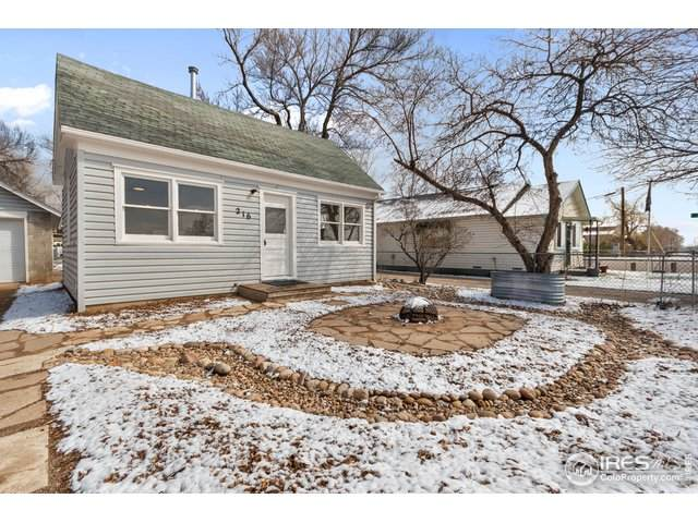 216 E Lincoln Ave, Fort Collins, CO 80524 (MLS #908593) :: Downtown Real Estate Partners
