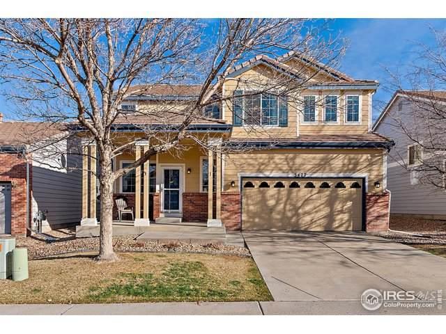 3477 E 139th Pl, Thornton, CO 80602 (MLS #908600) :: 8z Real Estate