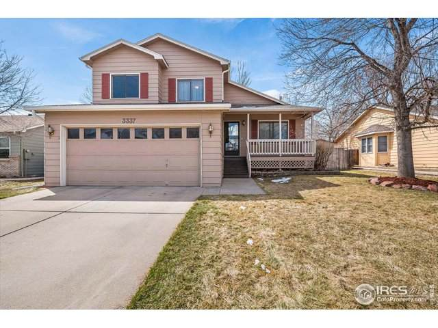 3337 Oregon Trl, Fort Collins, CO 80526 (MLS #908602) :: Downtown Real Estate Partners