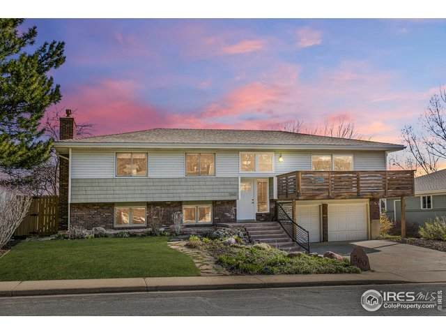 560 Ithaca Dr, Boulder, CO 80305 (#908610) :: The Peak Properties Group
