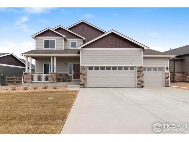 4560 Binfield Dr, Windsor, CO 80550 (MLS #908612) :: Colorado Home Finder Realty