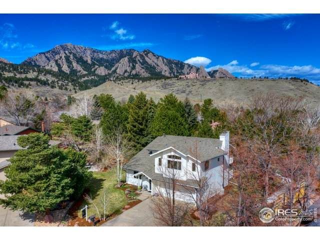 2463 Powderhorn Ln, Boulder, CO 80305 (#908623) :: The Peak Properties Group