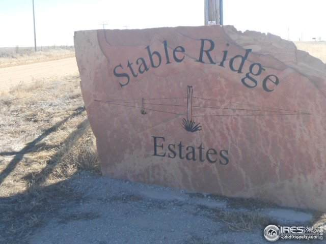 0 Road 7.3, Wiggins, CO 80654 (MLS #908632) :: Downtown Real Estate Partners