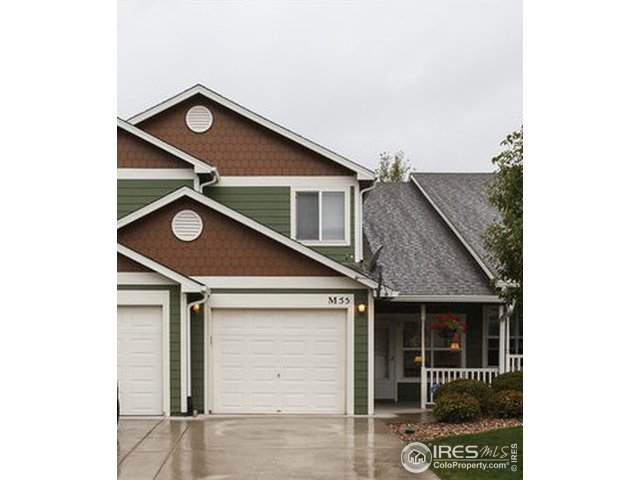 802 Waterglen Dr #55, Fort Collins, CO 80524 (MLS #908638) :: Downtown Real Estate Partners
