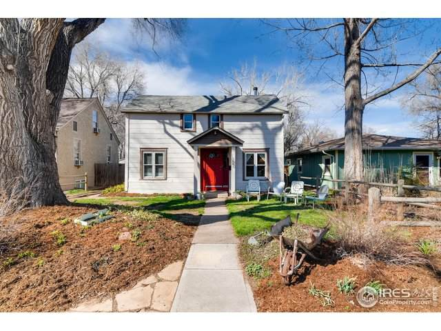 1020 Sycamore St, Fort Collins, CO 80521 (MLS #908639) :: Downtown Real Estate Partners