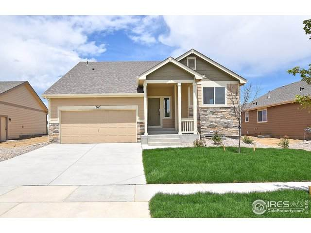 985 Axis Dr, Severance, CO 80550 (#908645) :: James Crocker Team
