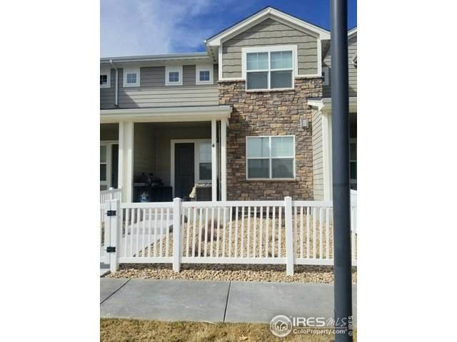 2156 Montauk Ln #4, Windsor, CO 80550 (#908664) :: James Crocker Team