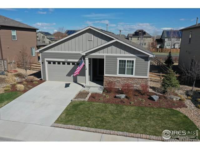 1562 Sorenson Dr, Windsor, CO 80550 (#908666) :: James Crocker Team