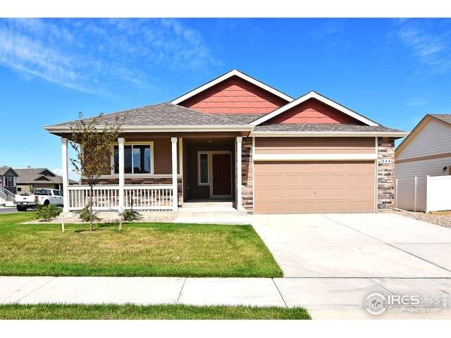 1105 Ibex Dr, Severance, CO 80550 (#908670) :: James Crocker Team