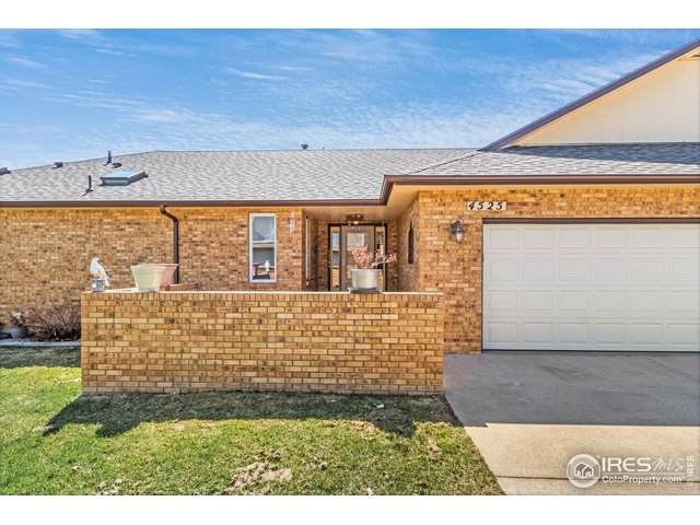 4525 Pioneer Ln #3, Greeley, CO 80634 (#908671) :: Kimberly Austin Properties