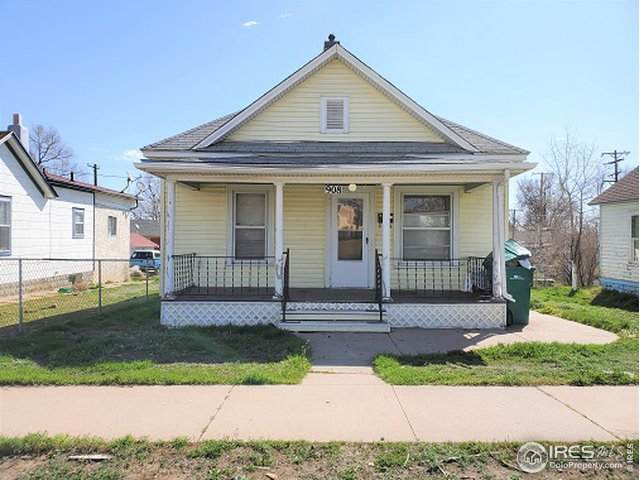 908 4th Ave, Greeley, CO 80631 (MLS #908684) :: 8z Real Estate