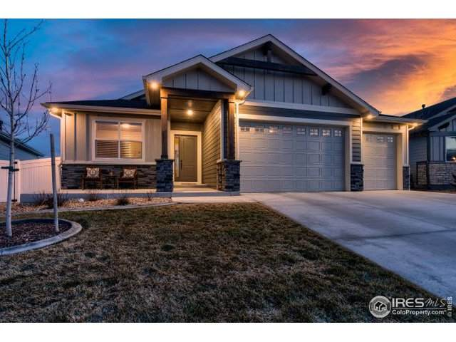 656 Vermilion Peak Dr, Windsor, CO 80550 (#908712) :: James Crocker Team