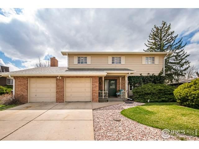 2025 Buena Vista Dr, Greeley, CO 80634 (MLS #908716) :: Kittle Real Estate