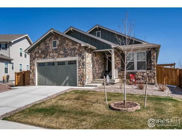 2785 E 159th Way, Thornton, CO 80602 (MLS #908750) :: The Sam Biller Home Team