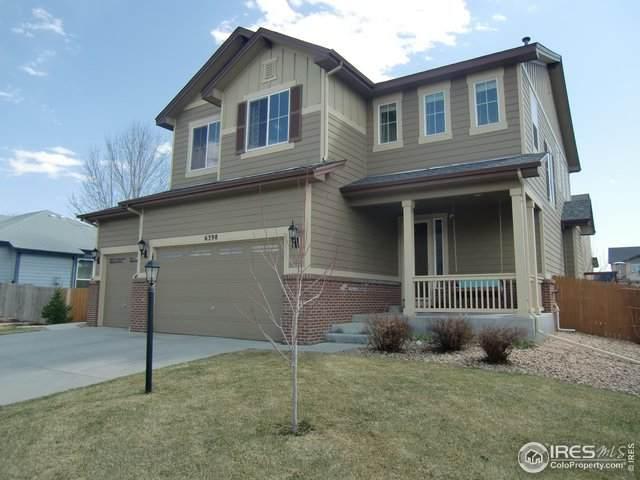6398 Union Ave, Firestone, CO 80504 (#908783) :: Re/Max Structure