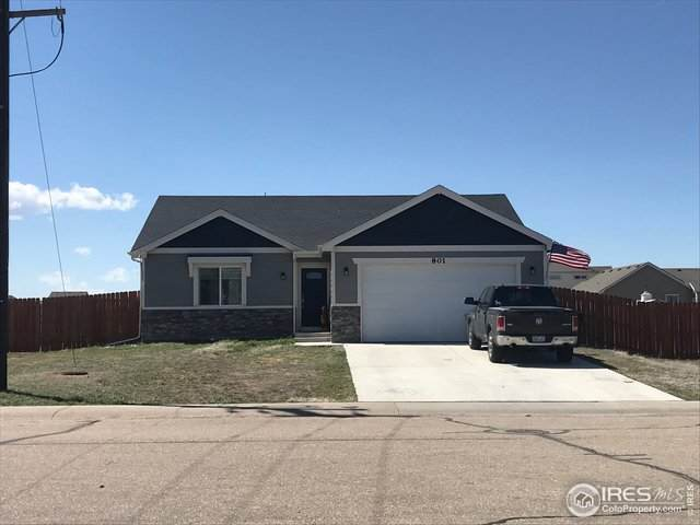 801 5th St, Pierce, CO 80650 (#908793) :: Re/Max Structure