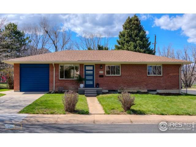 315 S 38th St, Boulder, CO 80305 (#908801) :: The Peak Properties Group