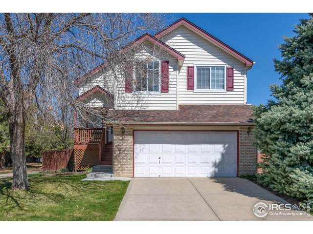 3191 Prince Cir, Broomfield, CO 80020 (MLS #908806) :: The Sam Biller Home Team