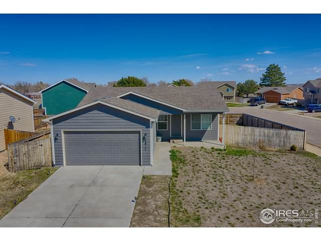 4817 Everest Pl, Greeley, CO 80634 (#908810) :: Re/Max Structure