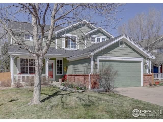 2863 Hughs Dr, Erie, CO 80516 (#908813) :: The Peak Properties Group