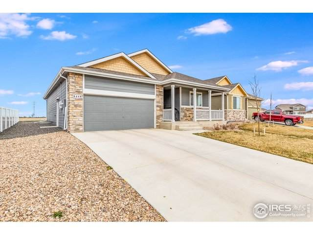 8449 13th St, Greeley, CO 80634 (#908819) :: Re/Max Structure