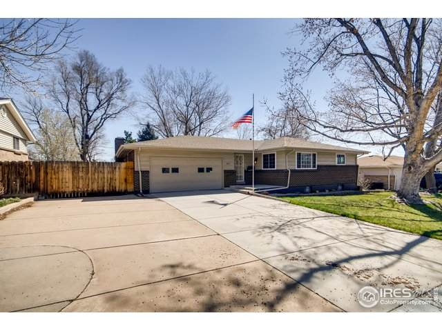 6934 Webster St, Arvada, CO 80003 (#908841) :: The Dixon Group