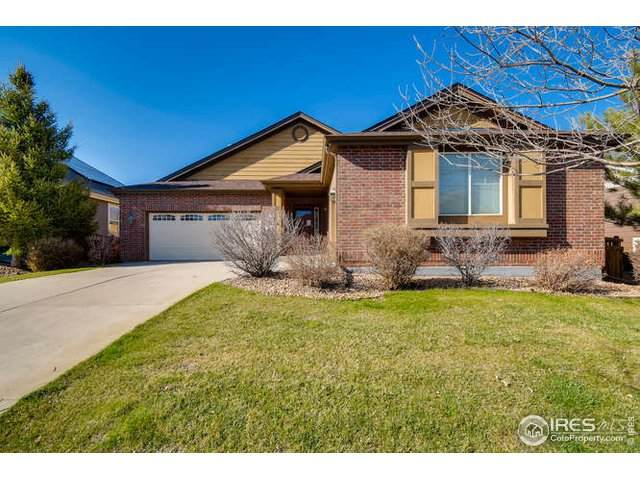 3128 Eagle Butte Ave, Frederick, CO 80516 (MLS #909018) :: Tracy's Team