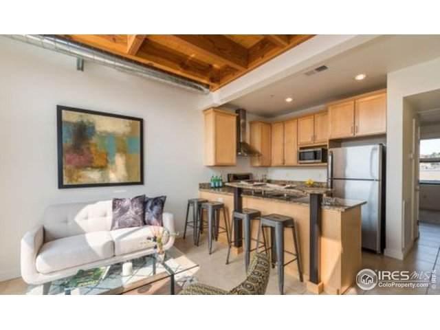 4645 Broadway St B3, Boulder, CO 80304 (MLS #909142) :: Hub Real Estate