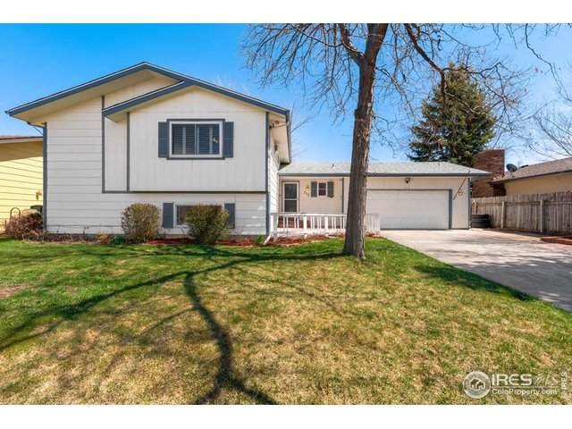 512 43rd Ave, Greeley, CO 80634 (MLS #909222) :: J2 Real Estate Group at Remax Alliance