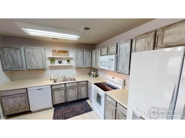 3752 Ponderosa Ct #3, Evans, CO 80620 (MLS #909285) :: Downtown Real Estate Partners