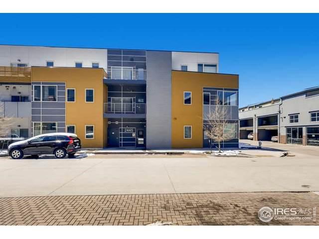 2445 Junction Pl, Boulder, CO 80301 (MLS #909366) :: Downtown Real Estate Partners